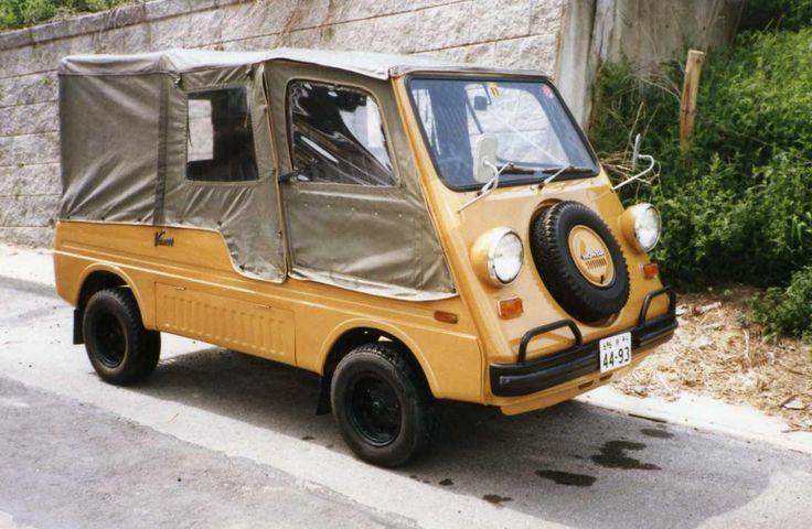 Honda Vamos TN360