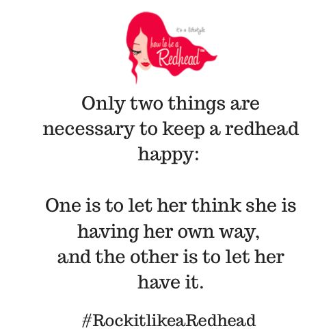 114 best gingers images on pinterest braids hair and beautiful pin this if this is true for you redhead redheadquote redhair redhead quotesred hairred pmusecretfo Images