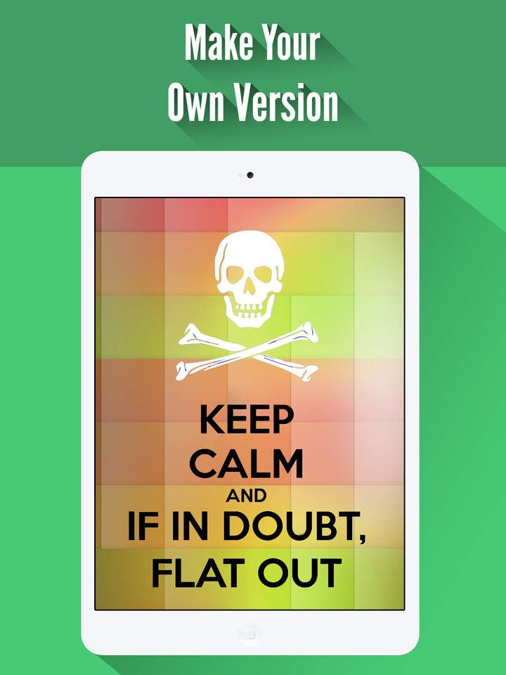 Keep Calm Wallpaper Creator - Android Apps on Google Play