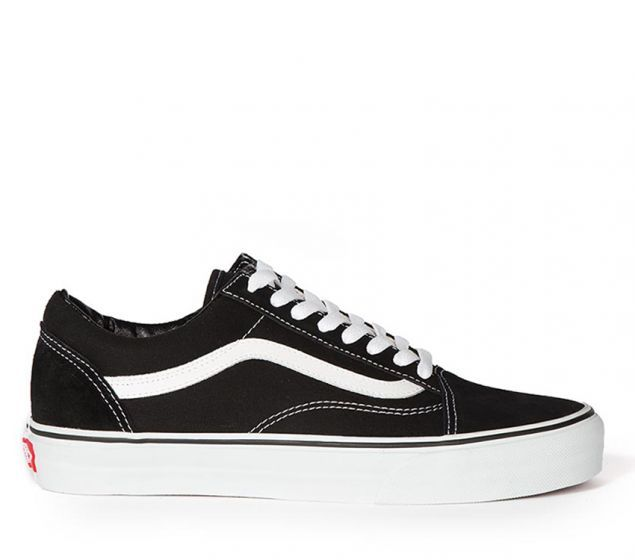 Vans signature waffle outsole Padded collars Metal eyelets Re-enforced toecaps to withstand repeated wear Canvas upper with suede accents