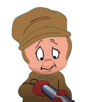 elmer fudd | elmer fudd hortelino troca letras by heartpm 1 comment more like this