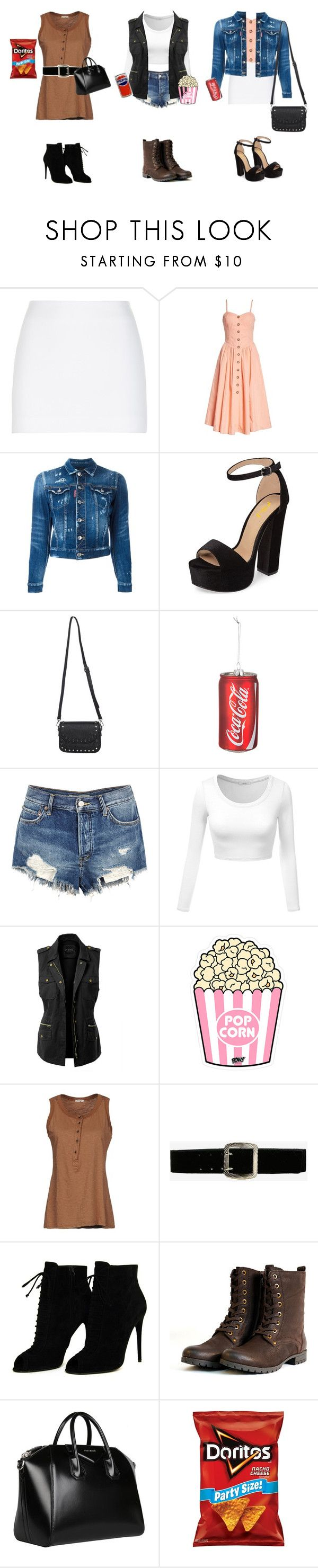 """Bad Mom Movie Premier"" by christianeberha ❤ liked on Polyvore featuring La Perla, Free People, Dsquared2, Kurt Adler, LE3NO, Pôdevache, Golden Goose, Express, Tom Ford and Givenchy"