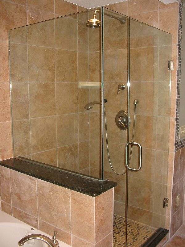 Frameless Shower Enclosures ++ Another Glass Shower Enclosure I Like. Want  To Be Able