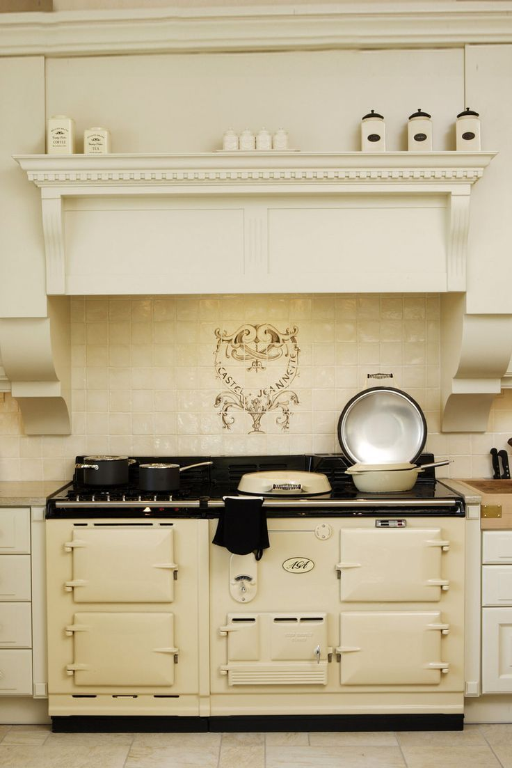 17 best images about european decor on pinterest copper for Kitchen designs with aga cookers