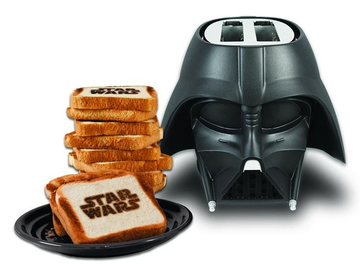 Is your boyfriend a star wars freak? What a better gift for him this christmas than this?! And with the movies coming out! Check out the website for tons of other gift ideas!