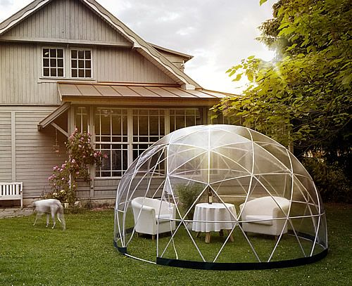 The+Garden+Igloo+® £579 (WAY too pricey but lovely!) at A Place For Everything co.uk