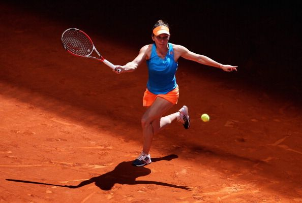 5/10/14 Simona Halep Into Madrid Open 2014 FINAL! #4-Seed Simona def. #5-Seed Petra Kvitova 6-7, 6-3, 6-2 in the SFs of the Madrid Masters 2014 & advances to her 1st FINAL in Madrid.   #FIRSTS