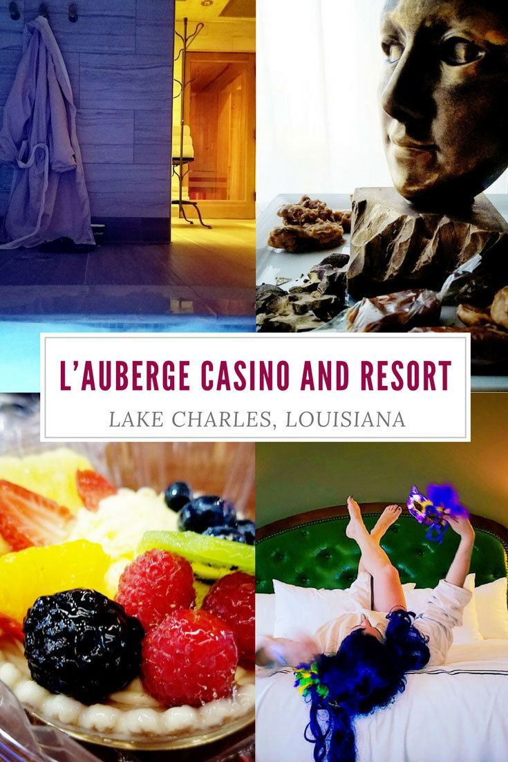 L'Auberge Casino and Resort in Lake Charles Louisiana- Step back and enjoy a stay at L'Auberge Casino and Resort in Lake Charles Louisiana where the beds are extra amazing, hotel staff knows how to treat you right, delicious food tempts your tastebuds and the spa awaits.