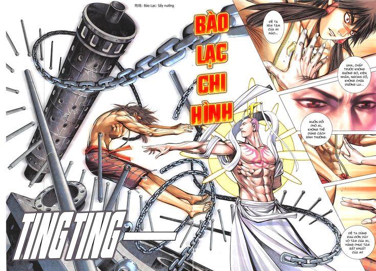 Tây Du chap 14 - Truyện tranh   Truyện tranh online   Đọc truyện tranh   Manga