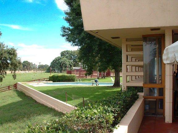 Robert g walton house 1957 modesto california frank House modesto