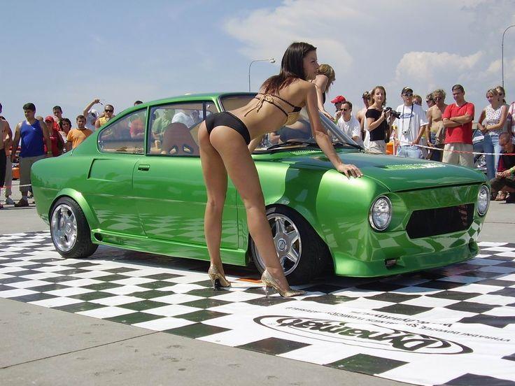 Škoda 110RS in #green