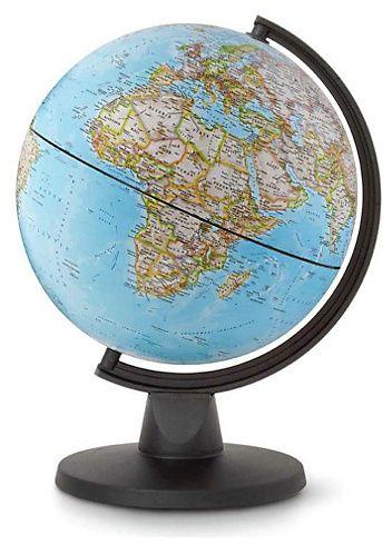 National Geographic Mini Classic Globe Blue - 16 cm