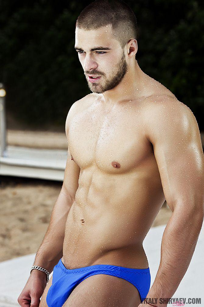 Arab male models naked