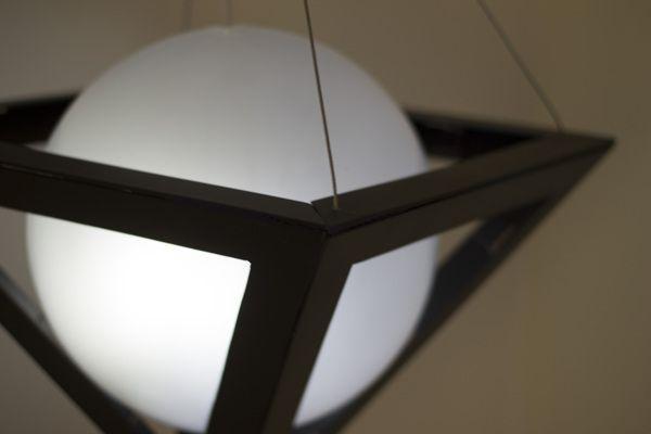 Pendant Lighting by Liam Richards, via Behance