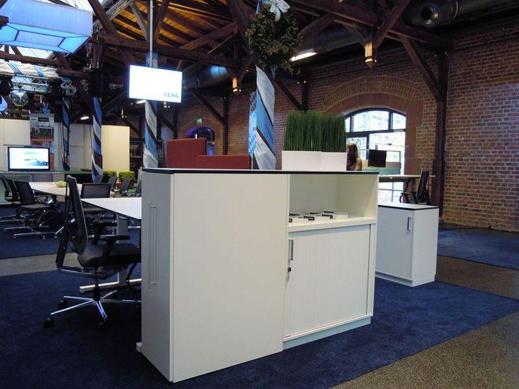 Немецкая фабрика CEKA в 2014 году провела тур по городам Германии, демонстрируя инновационные разработки в области офисной мебели.