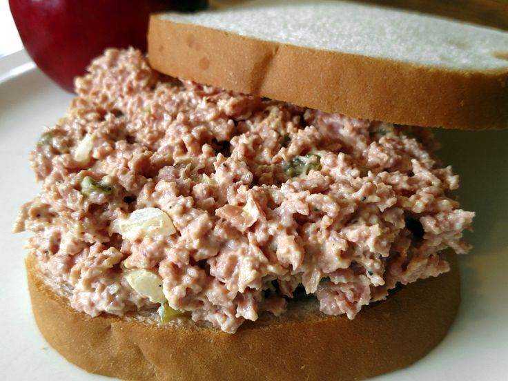 Recipe: Most Excellent Ground Bologna Sandwich Spread – Luna Pier Cook
