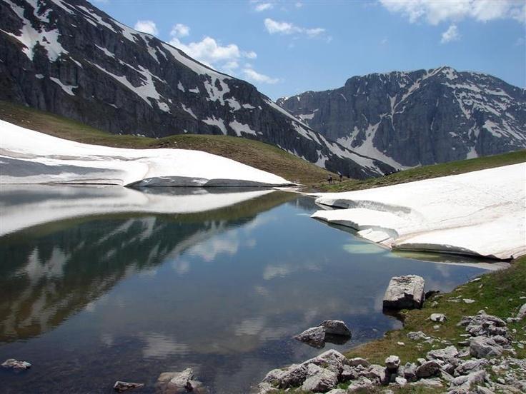 Drakolimni - Papigo mountain - Ioannina