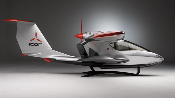 ICON Aircraft is a premium designer of amphibious sport aircraft. Combining world-class aerospace engineering and cutting-edge industrial design
