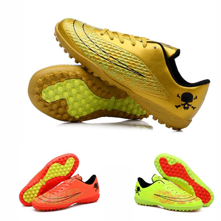 Cheap Boys Mens Kids Soccer Shoes Hard Court Outdoor Sneakers Trainers Adults Sport Shoes Soccer Cleats Football Boots Superflys