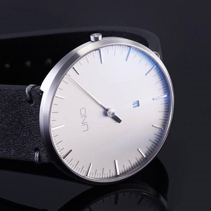 UNO Plus Jubiläumsuhr Quarz perlweiß - vom Pionier der Einzeigeruhr.  UNO Plus Anniversary Quarz pearl white - from the Pioneer of the one-hand watch.  http://ift.tt/2xg2Z0T   #lessismore #minimalist #minimalism #minimal #Menswear #MensStyle #menstyle #style #minimalmood #menslook #handmadeingermany #trend #minimalistwatch #watch #watches #watchfam #watchgeek #uhr #germanwatch #menswatches #armbanduhr #watchesofinstagram #uhrenliebe #watchlover #design