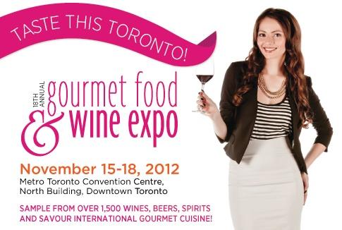 Food and Wine Expo - Toronto