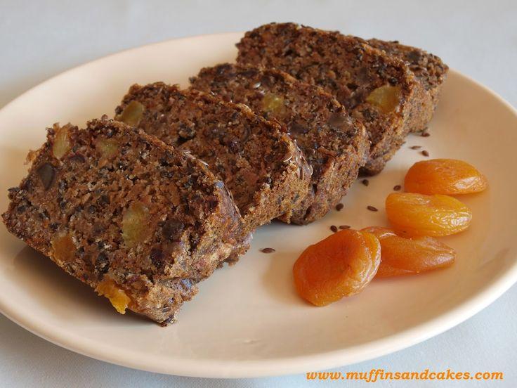 Muffins & Cakes: Ciasto marchewkowe bezglutenowe