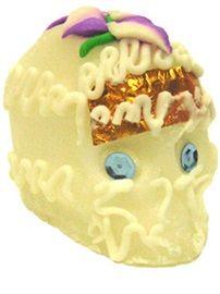 Picture of Calaveras de Azucar - Sugar Candy Skull Dia de Muertos - Medium- Item No.10069-5