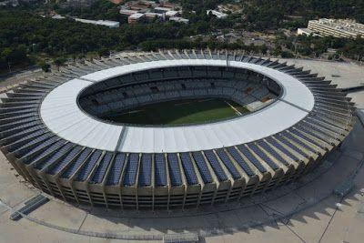Mega Engenharia: Estádio Mineirão - Belo Horizonte