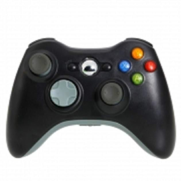 Wireless Game Controller for Xbox 360 / PC Black #unbranded