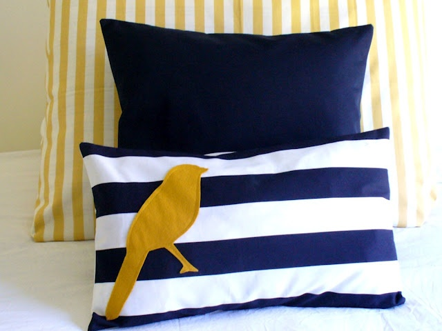 Cute Navy Pillow : 86 best Pillow arrangement images on Pinterest Home ideas, Master bedrooms and Pillows
