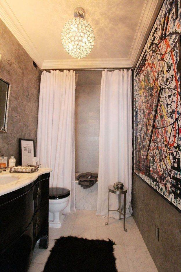 Best 25 Bathroom shower curtains ideas on Pinterest