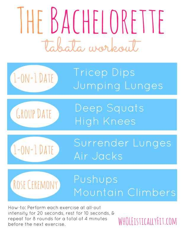 The Bachelorette workout! Love it! Totally doing this tonight! Don't have to feel as guilty about watching tv! |43 Workouts That Allow You To Watch An Ungodly Amount Of Television|