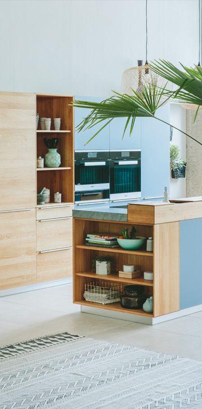 Traumhafte Walden Holz Küche   Küchendesign, Küchen design ...