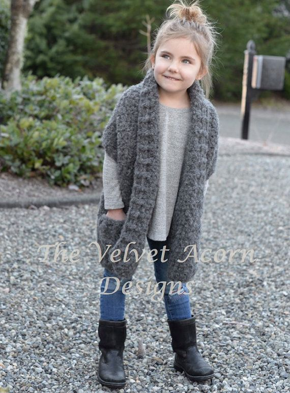 Crochet PATTERN-The Eden Wrap Includes sizes  2/3 4/6 7/9 10/12 | Designed by Thevelvetacorn (affilate)