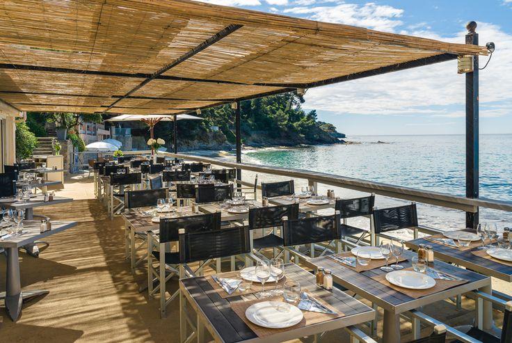 Le Bailli de Suffren à Rayol-Canadel sur Mer - Réserver un hôtel de luxe dans le Golfe de Saint-Tropez