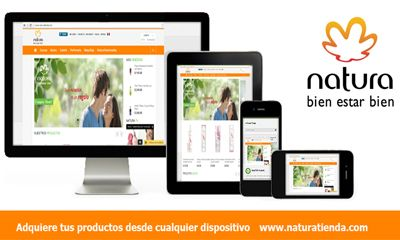 Recuerda que puedes hacer tú pedido en la comodidad de tu hogar y desde cualquier dispositivo móvil. Envíos en #DF e #interiordelaRepública #NaturaTiendaOnline  www.naturatienda.com