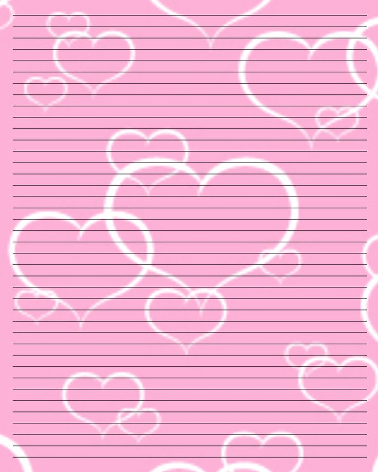 Free Valentines Stationery Paper Printable Writing Paper   Printable  Bordered Paper Designs Free  Printable Writing Paper With Border
