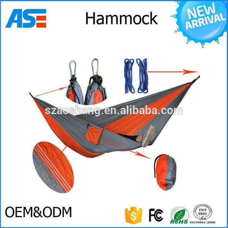 sleeping hammock hamaca hamac Portable Garden Outdoor Camping Trave for sale