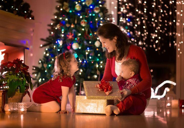 Presentes de Natal: brinquedos para bebês e crianças