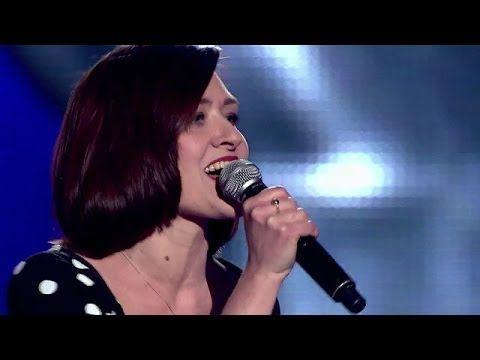 "The Voice of Poland IV - Justyna Kunysz - ""Melodia ulotna"" - Przesłuchan..."