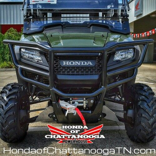 Custom Honda Pioneer Side by Side / UTV at Honda of Chattanooga…