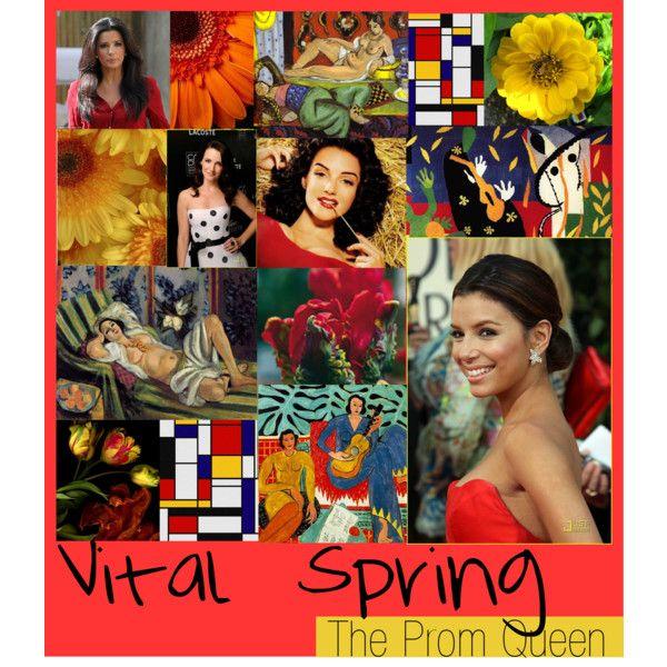 """Zyla Vital Spring"" by colorazione on Polyvore"