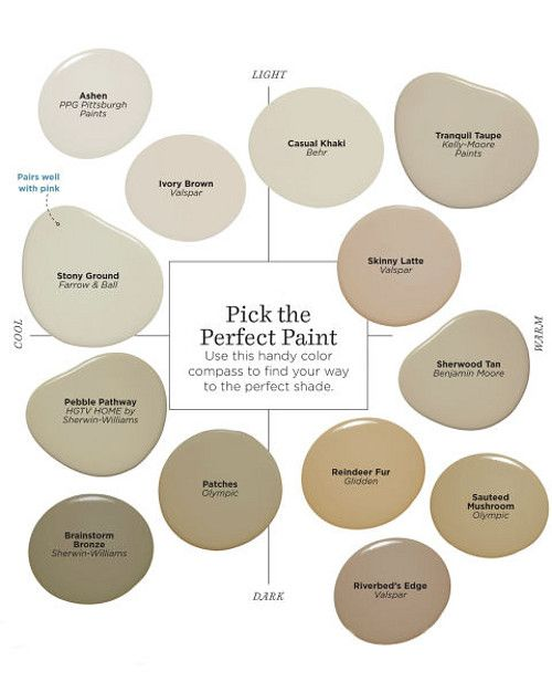17 best images about the best benjamin moore paint colors for Best neutral brown paint color