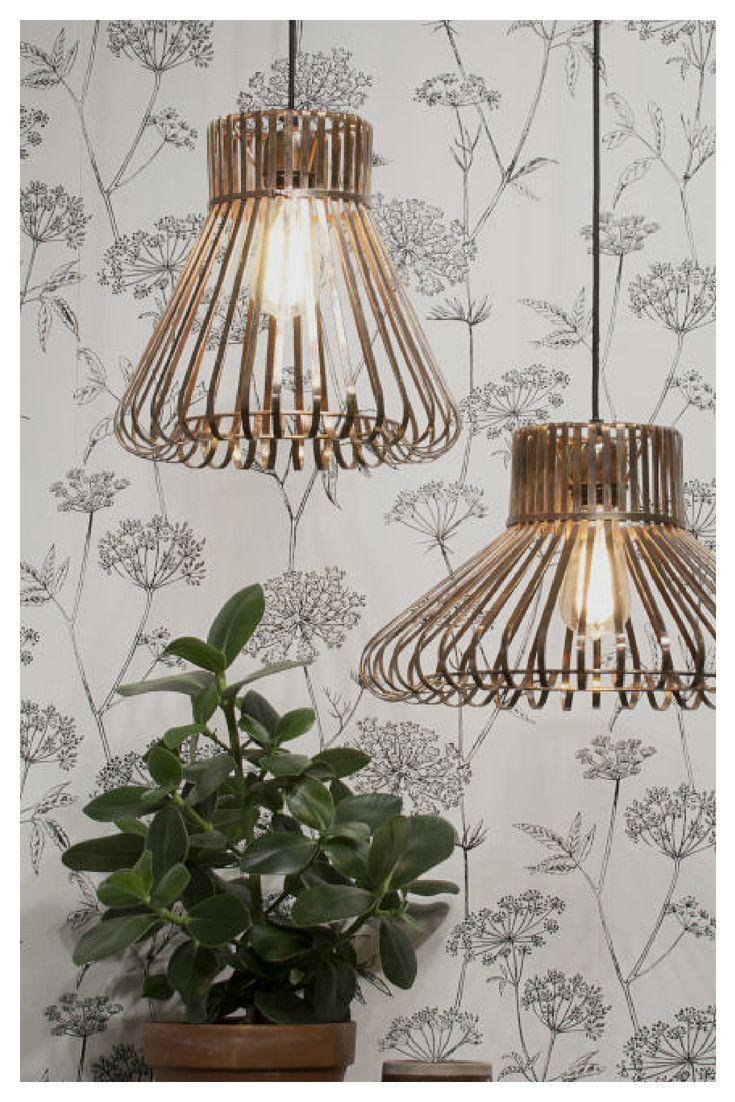 Hangeleuchte Meknes Industrial Wohnen Lampen Wohnzimmer Lampen Esszimmer Design Lampen