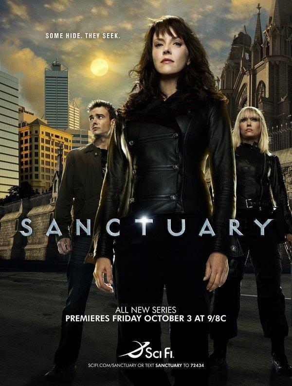 Sanctuary (TV Series 2008–2011)