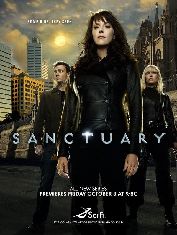 Sanctuary (TV Series 2008–2011)