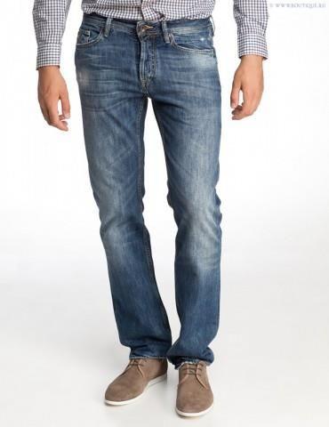 Популярные классические джинсы