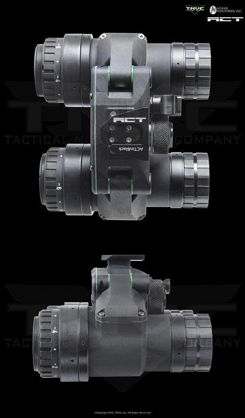 TNV/DTNVG Dual Tube Night Vision Goggle — RANGE R.A.T.S.