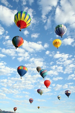 Ogden Valley Balloon Festival, Eden Utah - Wolf Creek