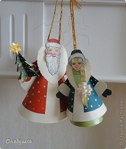 Дед мороз своими руками на 2015 год